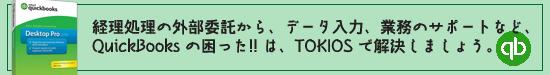 Tokios quickbooks support Banner